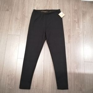BNWT Just Cozy fleece leggings